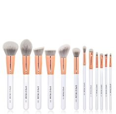 The most Instaworthy brushes you can own! The 12 Piece Marbleous Set finished in…