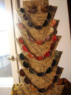 nespresso jewelry made by me :-)