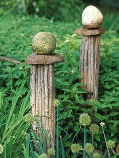25+ Garden Art Diy (18)