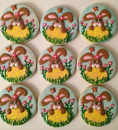 Easter/Spring cookies 2015 | Cookie Connection: