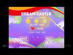 Unicorn Rainbow Ride - iPhone Gameplay Video