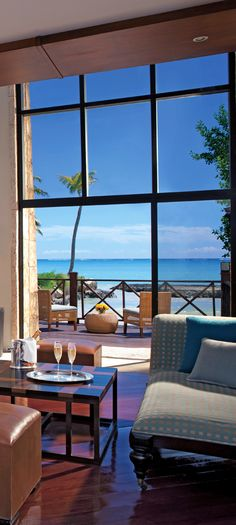 One day, I will be able to look out my window & see a view like this! #PuntaCana