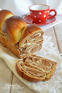Gabriella's adventures in the kitchen :): Fancy cakes No Salt Recipes, Other Recipes, Cooking Recipes, A Food, Good Food, Food And Drink, Yummy Food, Croissant Bread, Hungarian Recipes