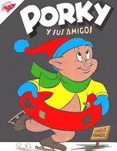 COMICS NOVARO: porky y sus amigos