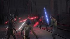 Star Wars Rebels Season Two - Mid-Season Trailer