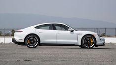 Porsche Taycan Slides Into World Record DMs With Longest EV Drift Ever