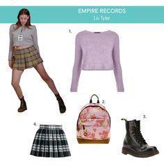 90s COMEBACK- Empire Records