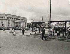 Nairobi Old Bus Station Nairobi / Kenya 1950s