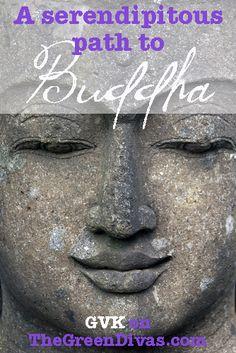GVK: A Serendipitous Path to Buddha w/ Roy Havrilack - Green Divas