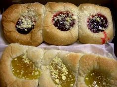 How to make kolaches? Here are 18 steps. Follow me step by step.