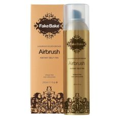 Fake Bake Luxurious Golden Bronze Airbrush Instant Self Tan 71 oz 210 ml by AB * You can get additional details at the image link.