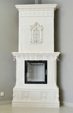 Stylish New Home Stone Fireplace Mantel, Stove Fireplace, Fireplaces, Fireplace Ideas, Freestanding Fireplace, Log Burner, Art Furniture, Home Decor Inspiration, Old Houses
