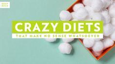 Crazy Diets
