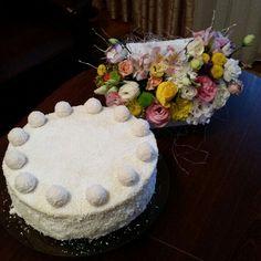 Rafaello cake