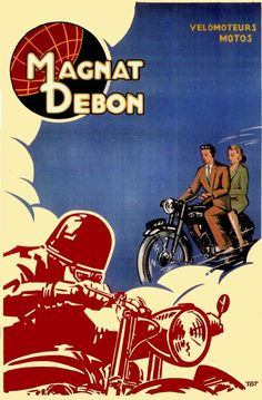 Affiches TERROT No 37