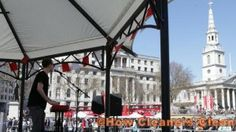 Do not miss the Feast of St George in Trafalgar Square 2014!