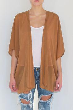 Silk, Batik, Kimono, Caftan, Coverup, Terracotta, Green | Caftans ...