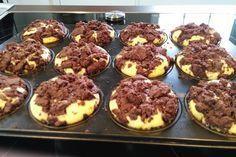 Zupfkuchen Muffins, ein tolles Rezept aus der Kategorie Backen. Bewertungen: 428. Durchschnitt: Ø 4,6. (Baking Desserts Cakepops)
