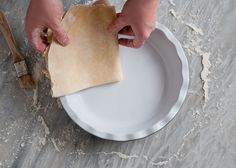 Living Well: 6 Secrets To The Perfect Pie Crust