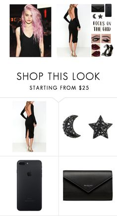 """Going out with Freddy tonight."" by the-infinite-anons ❤ liked on Polyvore featuring Balenciaga"