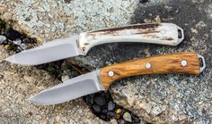 New fixed blades from Timberline