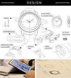 ZeTime: World's first smartwatch with hands over touchscreen by MyKronoz Switzerland — Kickstarter