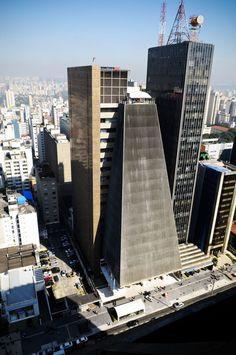 Edificio Fiesp - Av. Paulista