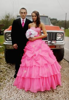 I'm in love with this photo  Poorest County In America Celebrates Prom