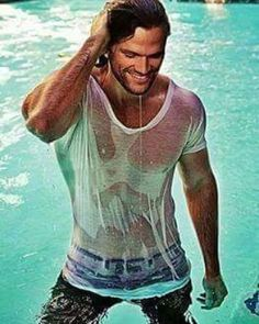 Jared Padalecki- I wasn't gonna pin this, but then I came to my senses