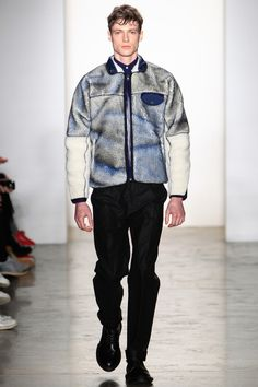Patrik Ervell | Fall 2014 Menswear Collection | Style.com