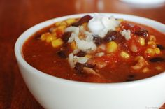 Too Simple Taco Soup | Recipes