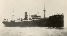 At 21.03 hours on 17 March 1942 the unescorted Allende (Master Thomas James Williamson) was hit on the starboard side amidships by one torpedo from U-68 about 18 miles south of Cape Palmas, Liberia. Five crew members on watch below were lost. The master, 30 crew members and seven gunners abandoned ship in two lifeboats and were questioned by the Germans before the U-boat fired a coup de grâce at 22.28 hours. The G7a torpedo hit aft and caused her to sink by the stern within five minutes.