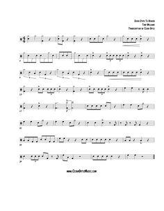 Seven Steps to Heaven - Tony Williams Solo Transcription | Transcripción