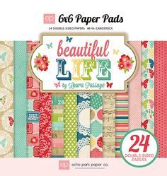 Beautiful life echo park PaperPad Cover