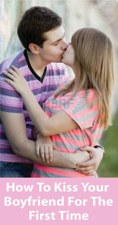 learn how to kiss for the first time