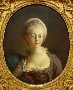 Portrait of a young lady by Jean-Honoré Fragonard, Traditionally identified as Rosalie Duthé. Courtesan, Opera dancer an the original & first 'dumb blonde' French Images, French Art, Jean Antoine Watteau, Jean Honore Fragonard, French History, Historical Art, Portraits, Female Portrait, Vintage Pictures