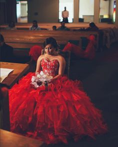One everlasting memory! | Quinceanera Photography |