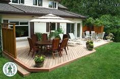 Questions About Framing A Ground Level Deck - Decks & Fencing ...                                                                                                                                                                                 More