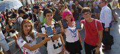 Pokémon Go: 3 mila poke-allenatori invadono Madrid