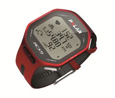 Get every bell and whistle you could think of with the Polar RCX5 Multi-Training Computer Watch
