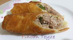 Fincan Teyze: Avcı Böreği