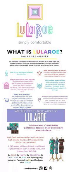What is LuLaRoe?