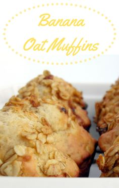 No more skipping breakfast! Daphne Oz shared an easy make-ahead recipe for Banana Oat Muffins you can grab and eat on the go.