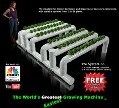 North American Hydroponics- hydroponic systems and accessories.
