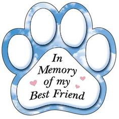 In memory of my best friend... Xena & Corky & Pepper & Baron & Casper & Peppi la pew & Ricky kitty & Boots & Penny ~ They were ALL my Best Friends and I Loved them Dearly <3