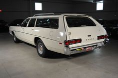 1969 Dodge Polara Station Wagon