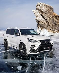 "4efa53d9e Vitaliy Koshelev on Instagram  ""NEW Lexus LX570 KHANN HRS SPORT 👍👍👍  озеро БАЙКАЛ! 😎 lx450d  lx570  lexus  KHANN  cars  тойота200  4wd  car   тойота ..."