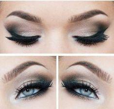Smokey Eye for Blue eyes by shopportunity