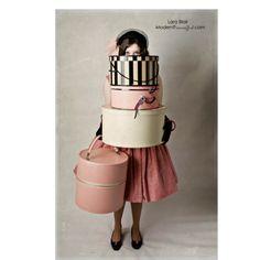 I Heart Shabby Chic: Vintage Shabby Chic Hatbox Inspiration 2012