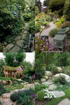 Garden Paths #garden #gardens #gardendesign #gardenideas